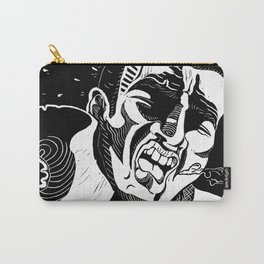 Glass Jaw Carry-All Pouch