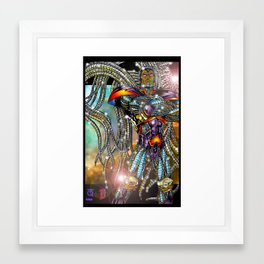 Lord Chronius Framed Art Print