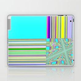 Re-Created Southern Cross XVI by Robert S. Lee Laptop & iPad Skin
