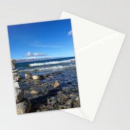 Heavenly Lake Namtso Tibet Stationery Cards