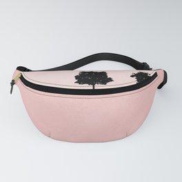 Pink Sunny Field II Fanny Pack
