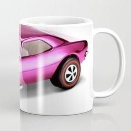 Hot Wheels RLC 427 SS Pink Pony Car 67 Redline Coffee Mug