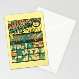 Amazing School Projects Stationery Cards