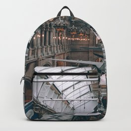 Kelvingrove Art Museum. Backpack