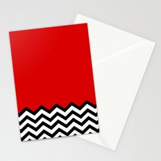 Black Lodge Dreams (Twin Peaks) Stationery Cards