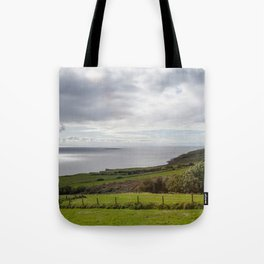 Coast of Ireland Tote Bag