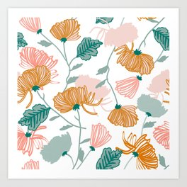 Redamancy #illustration #pattern Art Print
