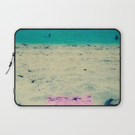 I'll be in the Ocean Laptop Sleeve