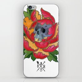 Beauty in decay iPhone Skin