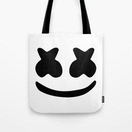 Marshmello Helmet Tote Bag