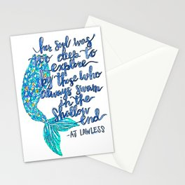 Shallow Stationery Cards