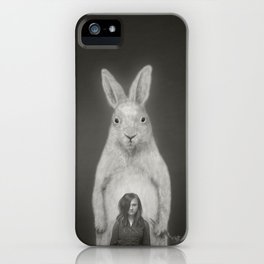 I am Your Hunger iPhone Case
