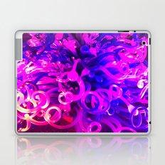 Glass Sculpture Laptop & iPad Skin