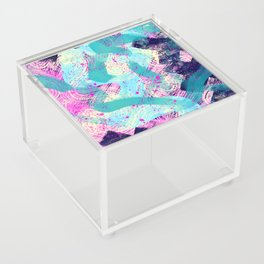 Excited Anxiety Acrylic Box