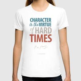 De Gaulle, difficulties, illustration, inspiration, motivation, politics, freedom, freedom, life T-shirt