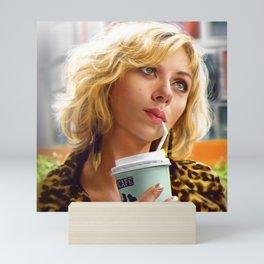 Portrait Lucy Mini Art Print