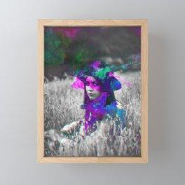 Glen Framed Mini Art Print