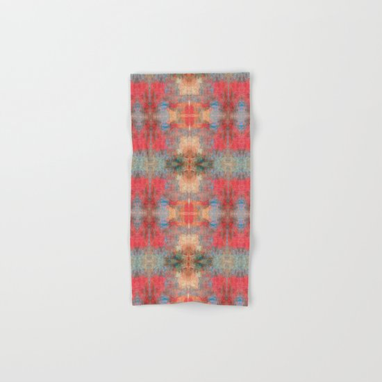 Abstract 0495 Hand & Bath Towel