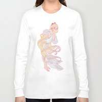 sailor venus Long Sleeve T-shirts featuring Sailor Venus by Dixie Leota