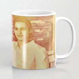 Pamela Storch on Double Bass Coffee Mug