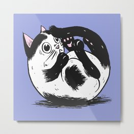What is that thing?! Metal Print