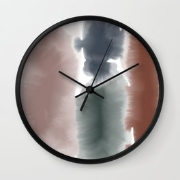Introversion XII Wall Clock