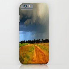 Tracking a Storm Slim Case iPhone 6s