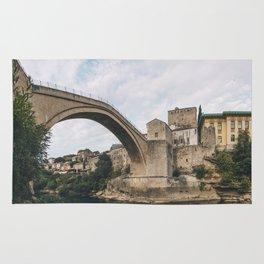 Mostar, Bosnia and Herzegovina Rug