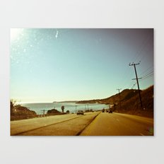 The Weekend Canvas Print