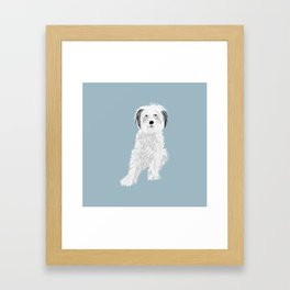 Caper Framed Art Print