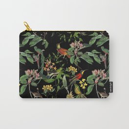 Hummingbirds Tropical Paradise Carry-All Pouch