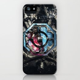 Tezzeret the Metal Bender iPhone Case