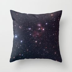 Reflection Nebula Throw Pillow