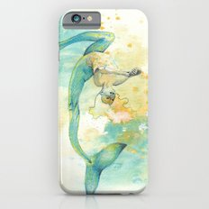 Two-tailed Mermaid iPhone 6s Slim Case