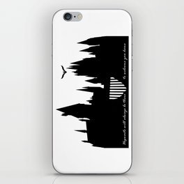 Hogwarts Is Our Home  iPhone Skin