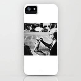 The Cat's Meow iPhone Case