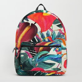 Floresta Exótica Backpack