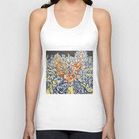 inception Tank Tops featuring Concerted Inception by Eric Walker