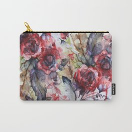 Bloodflowers Carry-All Pouch