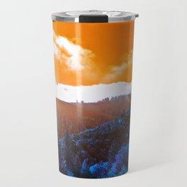 Creamsicle Sky Travel Mug