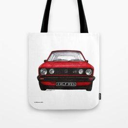 Golf Mk1 Tote Bag