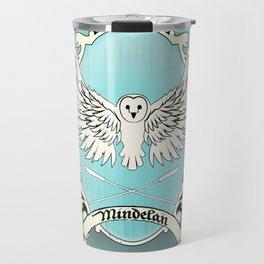 Mindelan Crest Travel Mug