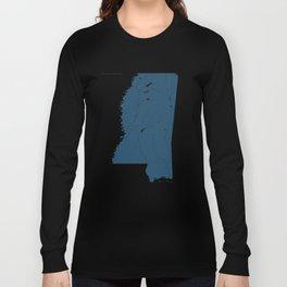 Mississippi Parks - v2 Long Sleeve T-shirt