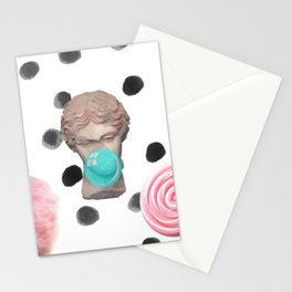 SWEET INTERVIEW Stationery Cards