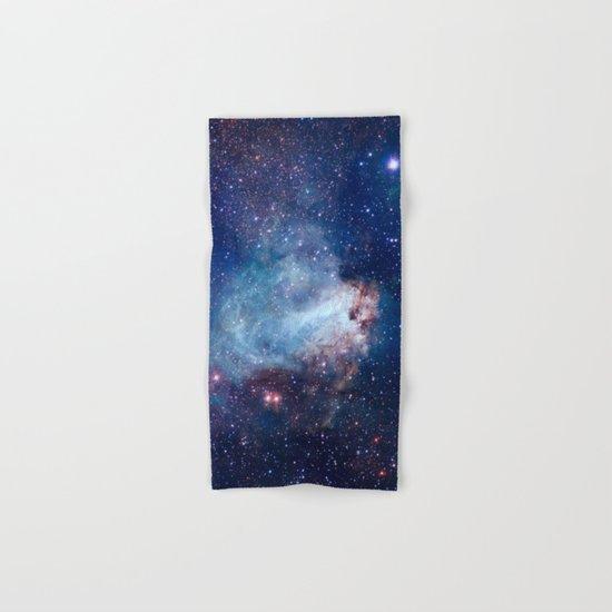 Omega Nebula Hand & Bath Towel