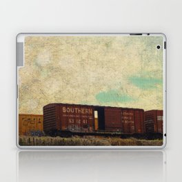 Wrong Side of the Tracks Laptop & iPad Skin