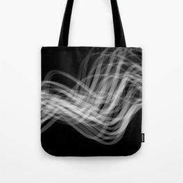Linear Flow2 Tote Bag