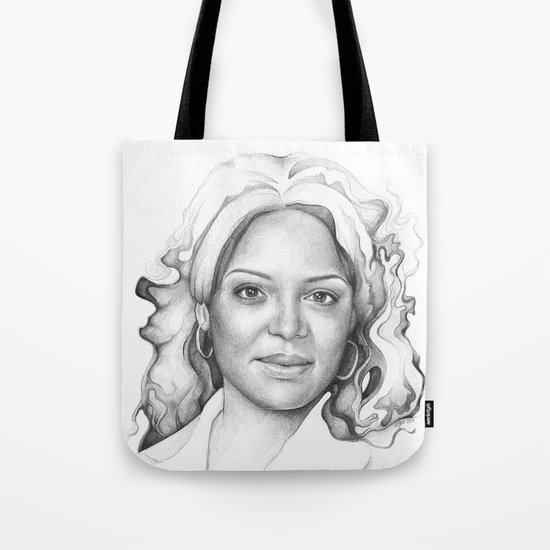 Maria LaGuerta (DEXTER) Tote Bag