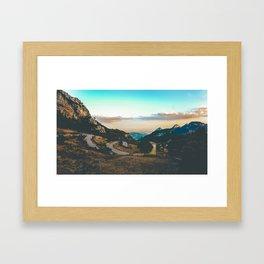Spain Framed Art Print
