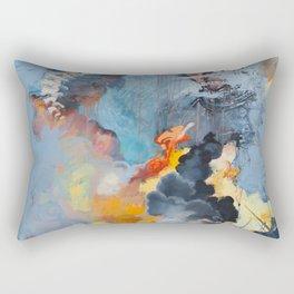 All In A Day's Work Rectangular Pillow